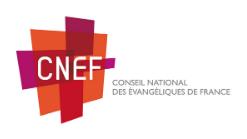 Conseil national évangéliques de France
