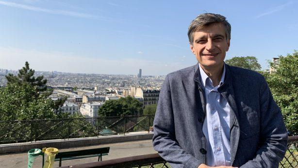pasteur église apostolique paris Gilles Delaugere